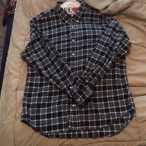 Men's Old Navy slimfit long sleeve button down